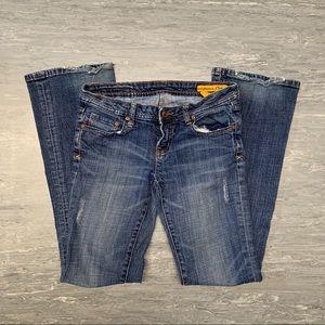 Vintage Seven7 Flare Jeans